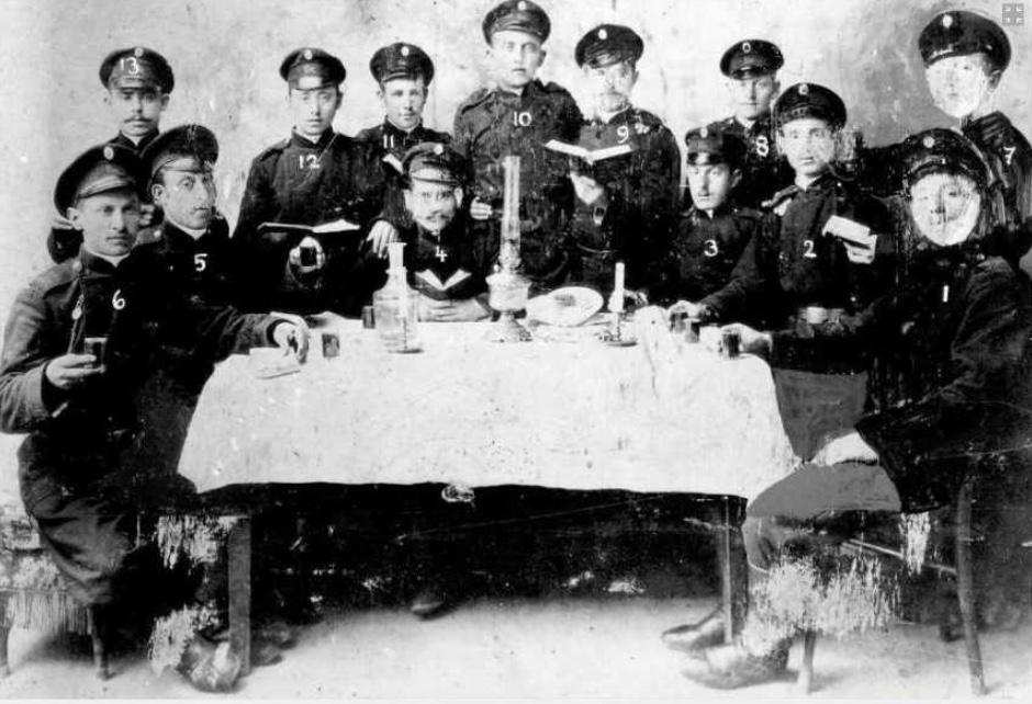 soldiers passover
